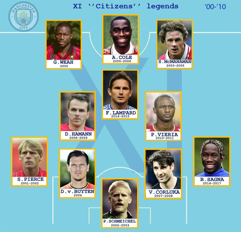 Man City Legends