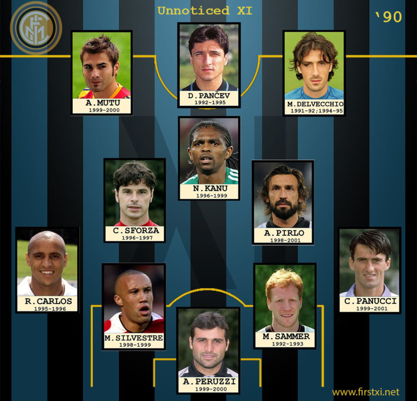 inter unnoticed 90