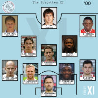 Ajax's Forgotten XI '00