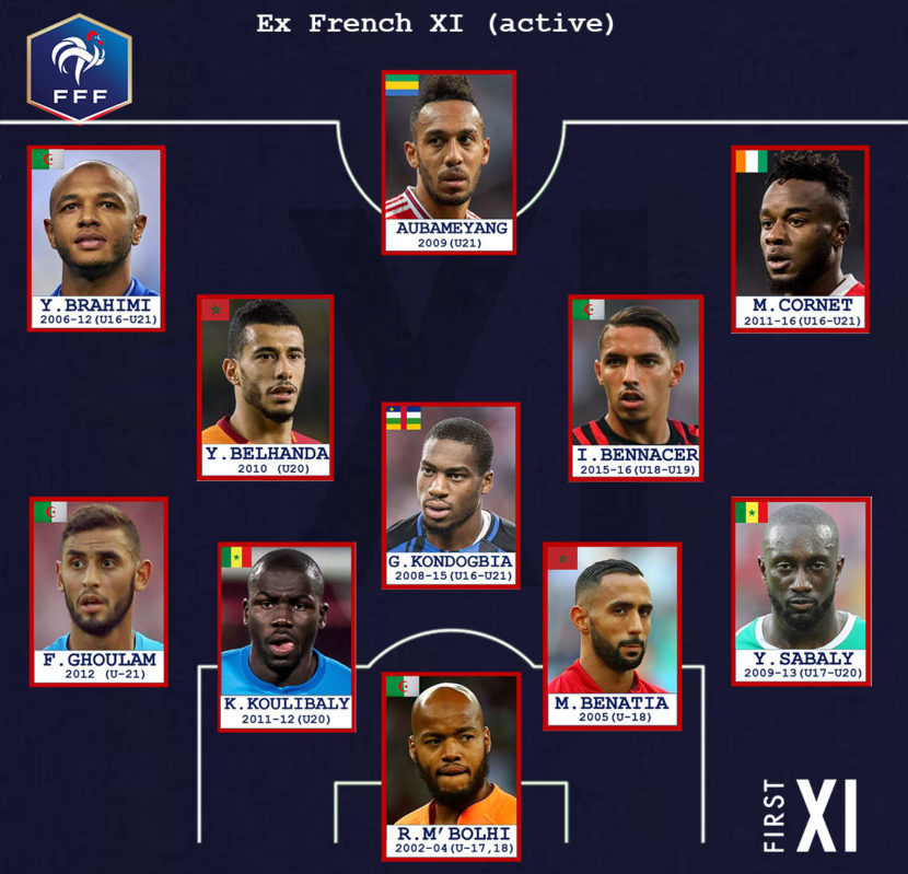 EX FRENCH XI