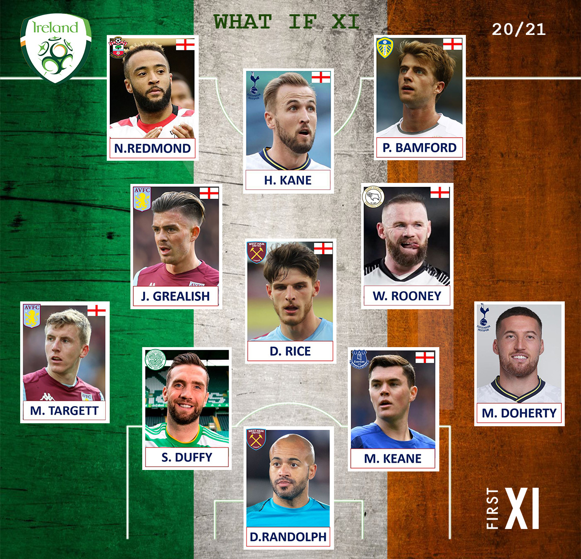 Irish XI